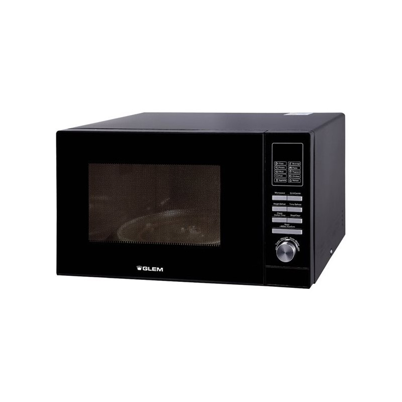 MICRO ONDES GRILL NOIR