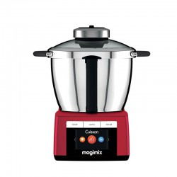 COOK EXPERT ROUGE ROBOT CUISEUR MF