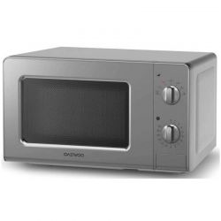 MICRO ONDES 20 LITRES SILVER 700W