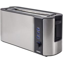 GRILLE PAIN INOX 1000W