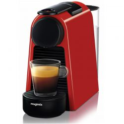 CAFETIERE NESPRESSO ESSENZA ROUGE