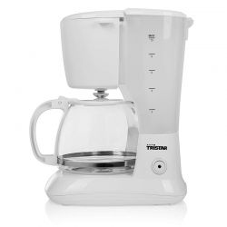 CAFETIERE 12 TASSES BLANCHE