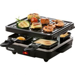 RACLETTE 4 PERSONNES GRILL